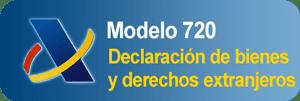 Modelo 720 Dclaración de bienes en el extramjero