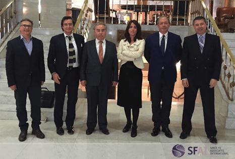 Imagen_primera reunión de socios SFAI Spain
