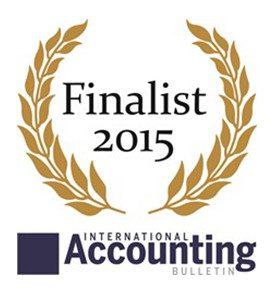 Finalist 2015 International Accounting Bulletin