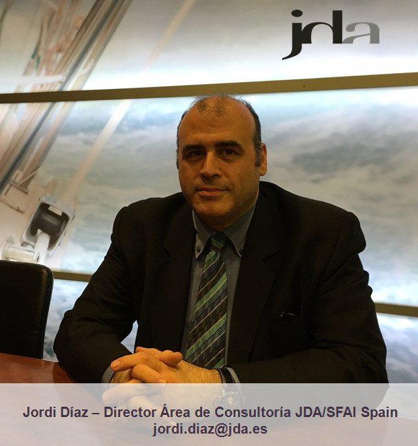 Entrevista a Jordi Díaz, Director Área de Consultoría de JDA Assesors/ SFAI Spain