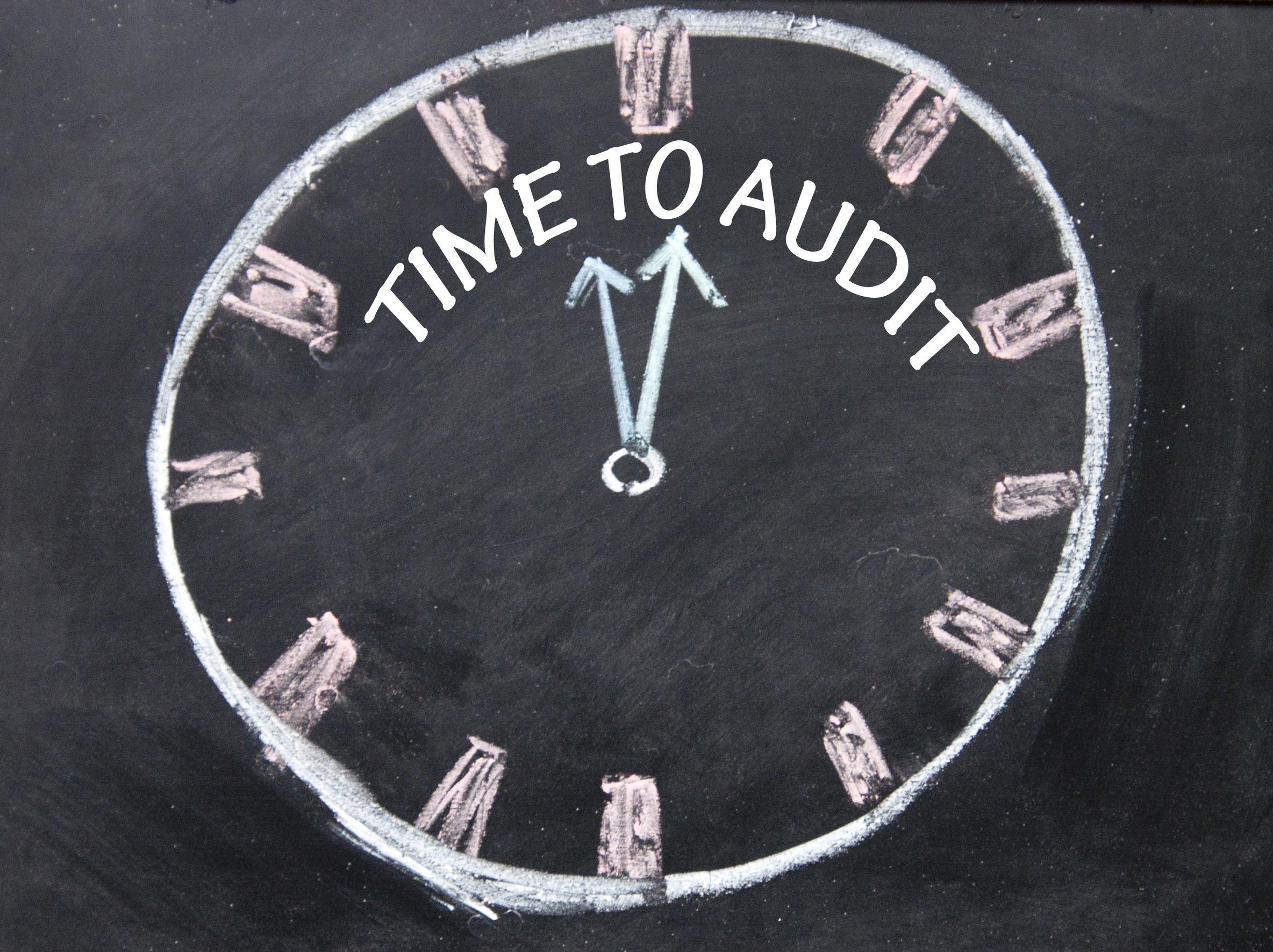 Endurecimiento de la Ley de Auditoria
