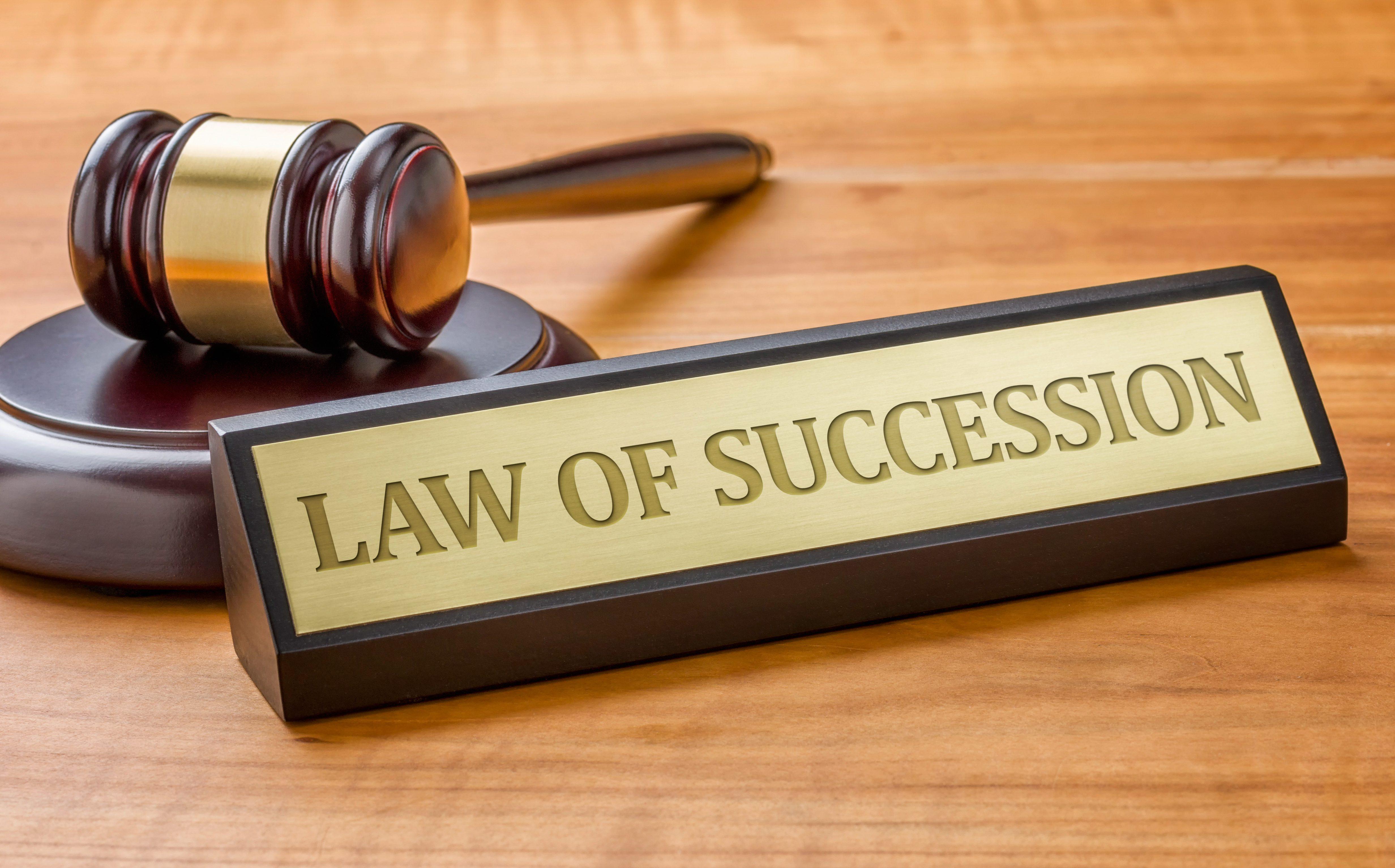 ¿Podemos escoger la ley aplicable a la sucesión?
