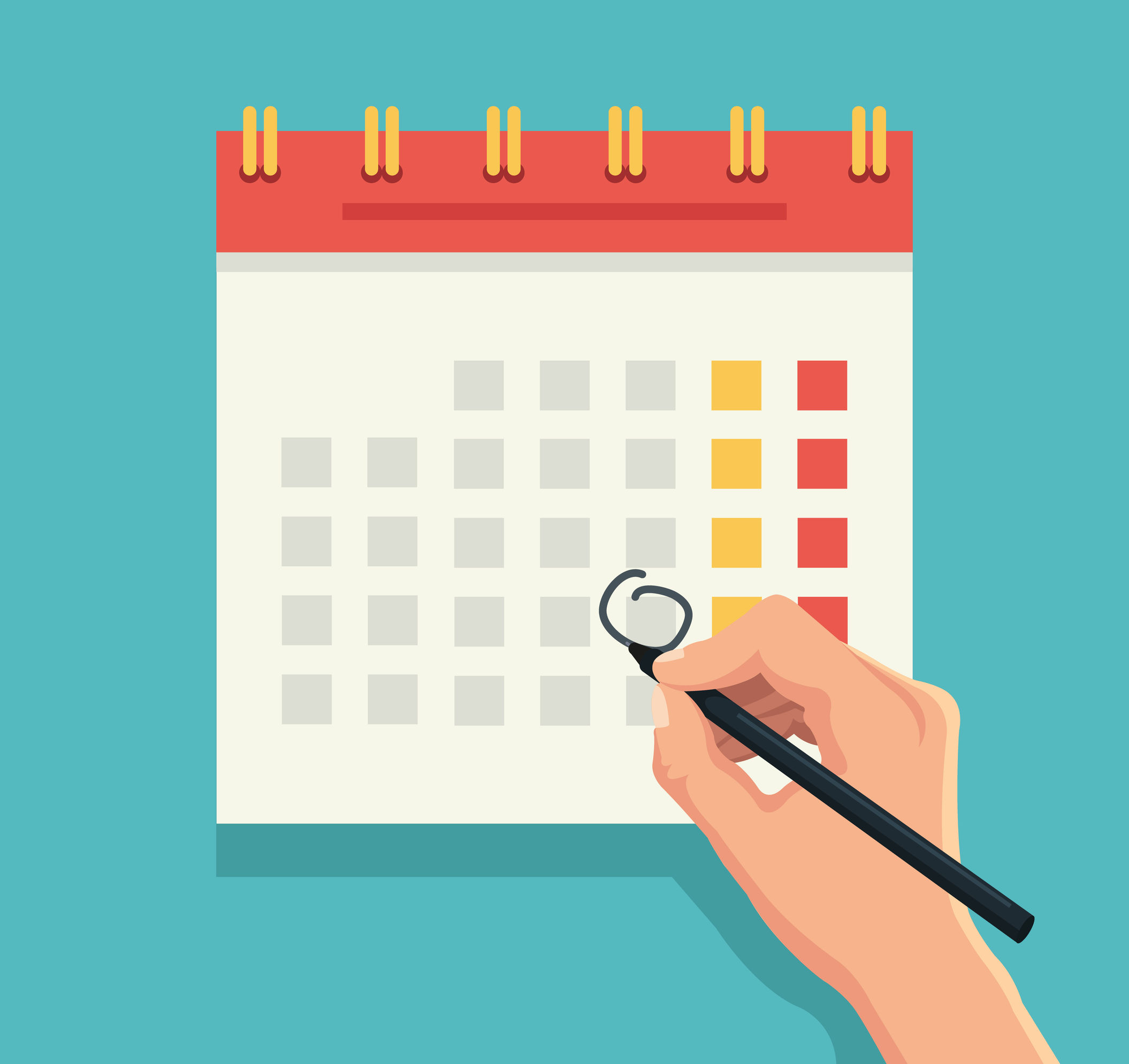 Calendario Fiscal.Calendario Fiscal Para Enero De 2017 Jda