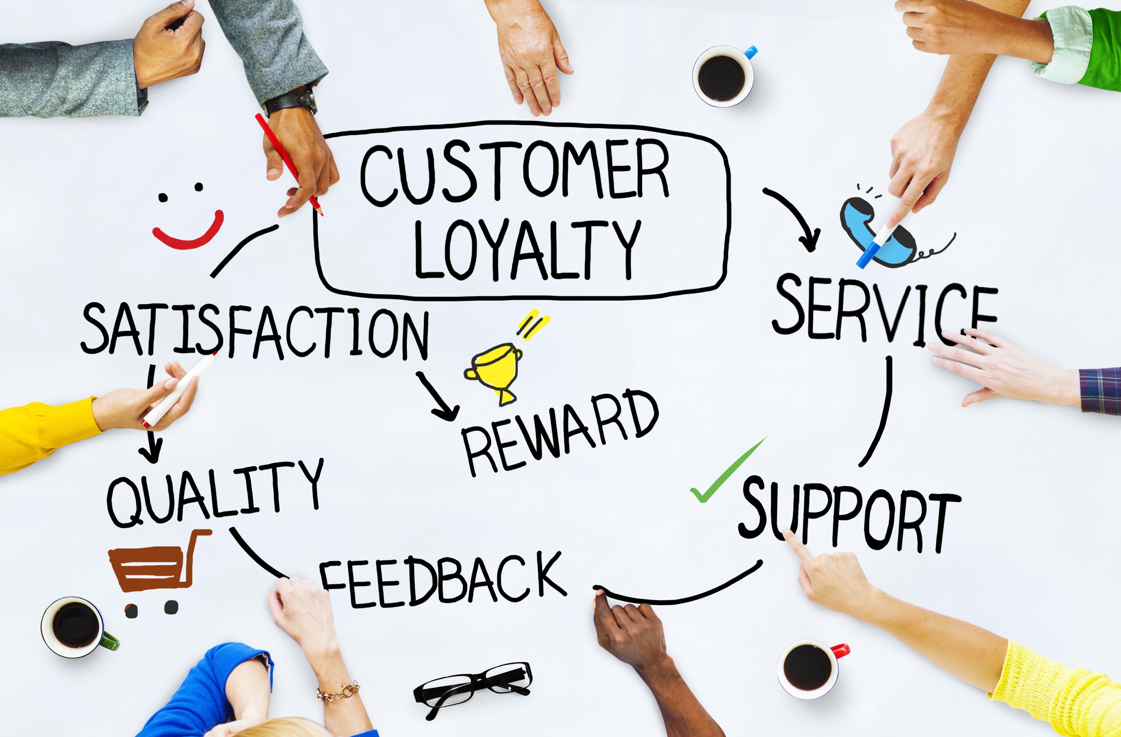 4 pasos infalibles para fidelizar a tus clientes
