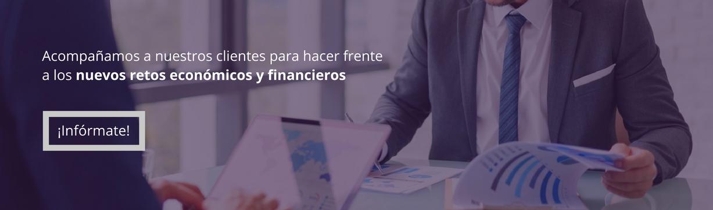 Consultoria financiera economica