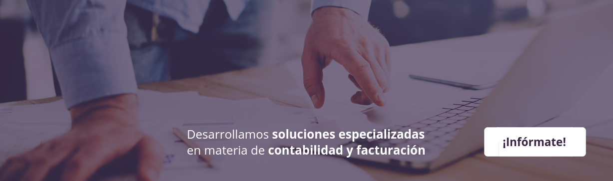 Servicio Outsourcing contable call to action