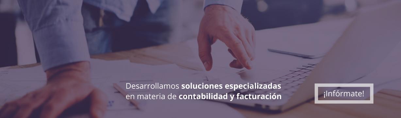 Banner servicio Outsourcing Contable y de procesos