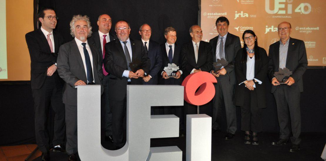 VI Nit Empresarial - Premis UEI