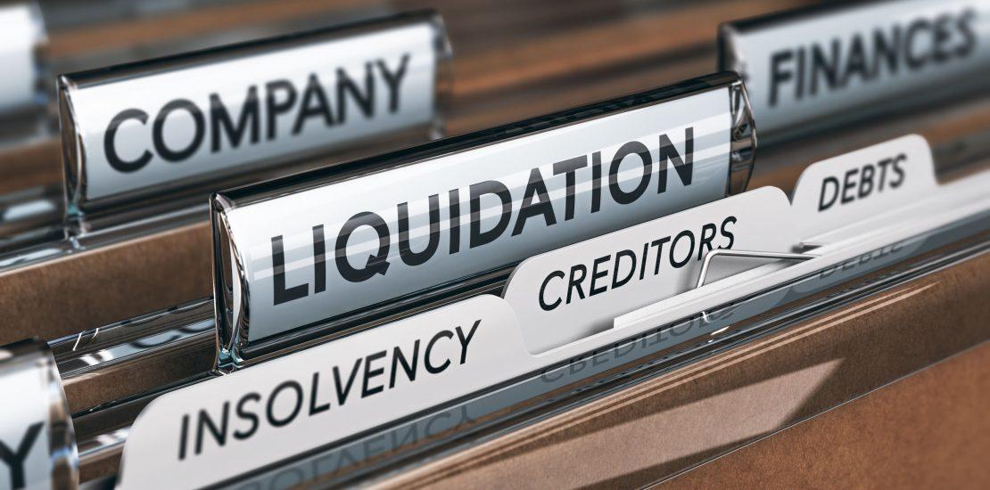Los concursos de acreedores se disparan en agosto