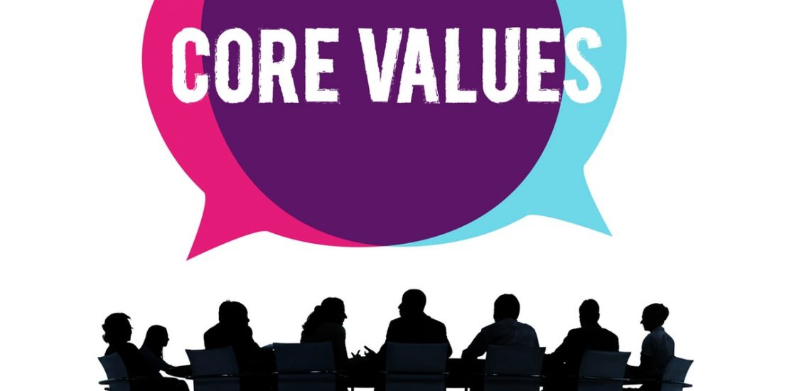 Los valores de la empresa familiar