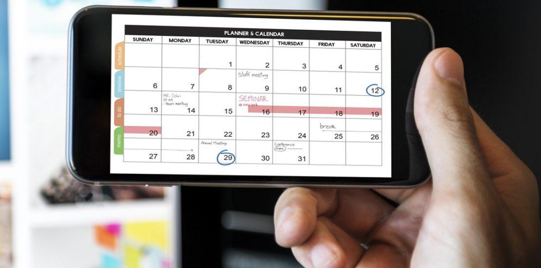 Publicado para 2020 el calendario de días inhábiles en el ámbito de la Administración General del Estado