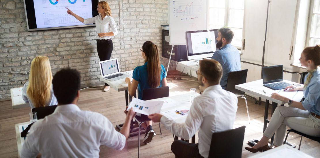 Formación programada para las empresas
