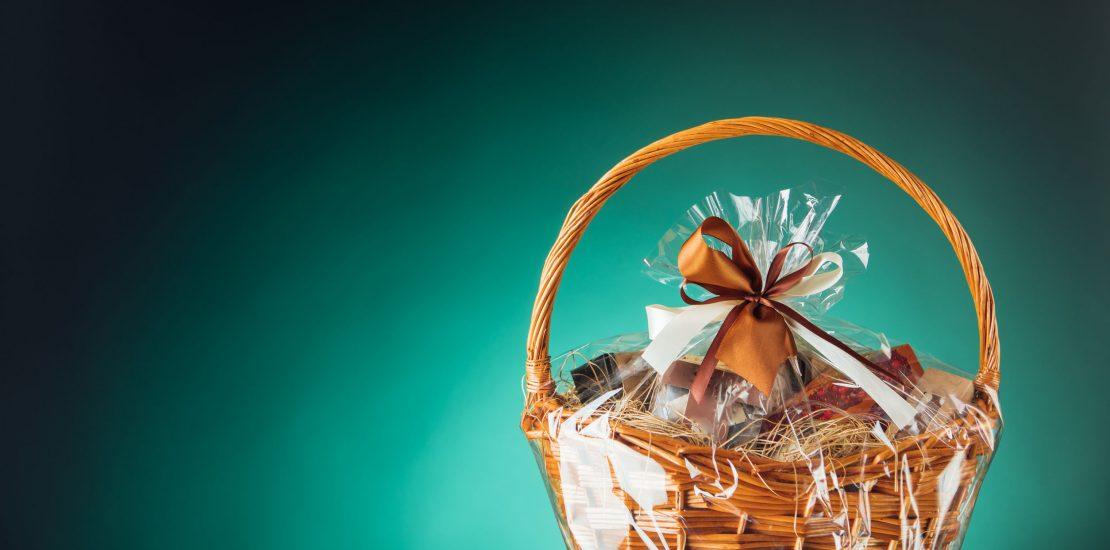 Fiscalidad de las cestas y regalos de Navidad en la empresa