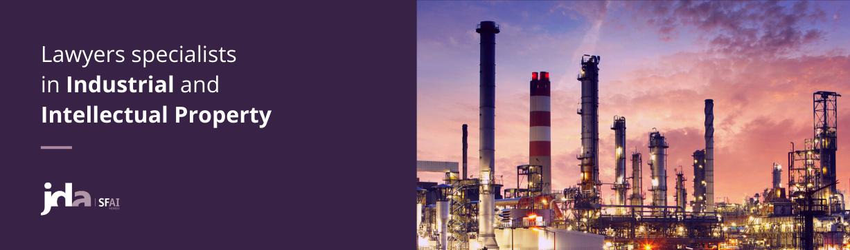 Banner Industrial y Propiedad Intelectual ENG